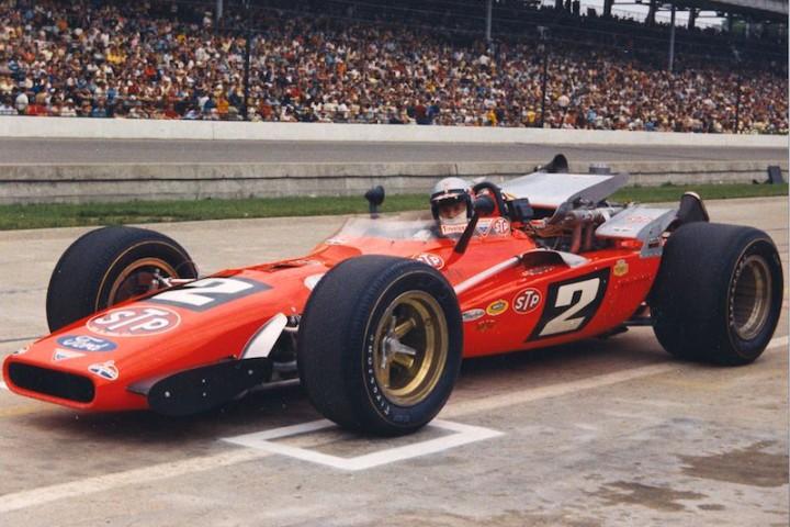 Mario Andretti'den….