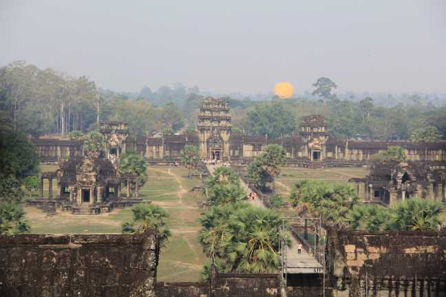 Kamboçya'dan sevgiler