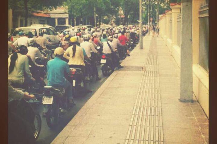 Nostalji ve Motorsiklet Ülkesi Vietnam (Bölüm 2)