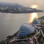 marina bay sand view 1