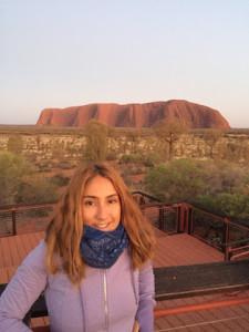 Uluru sabah erken