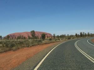 Uluru yol