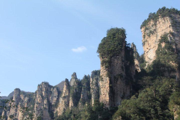 Zhangjiajie (Avatar Dağları)